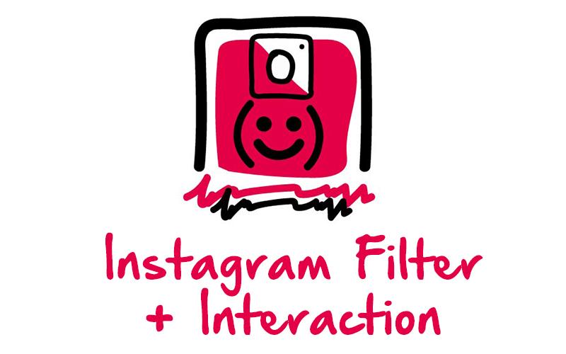 Instagram Filter + interaction