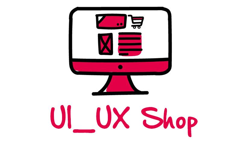 UI/UX eshop